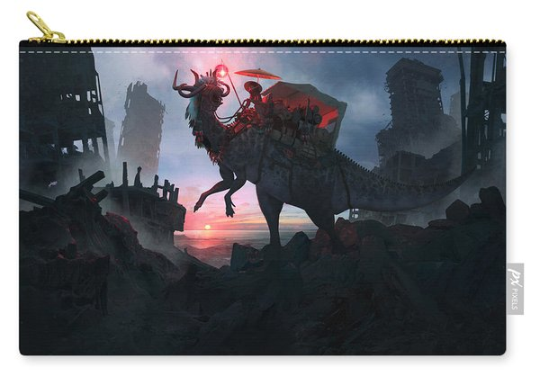 Ayanami Sunrider Carry-all Pouch
