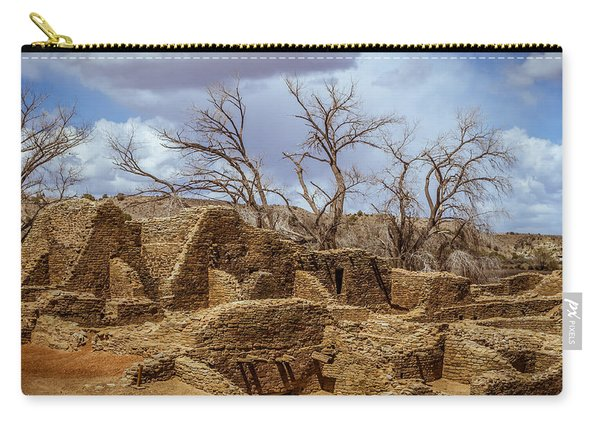 Aztec Ruins, New Mexico Carry-all Pouch