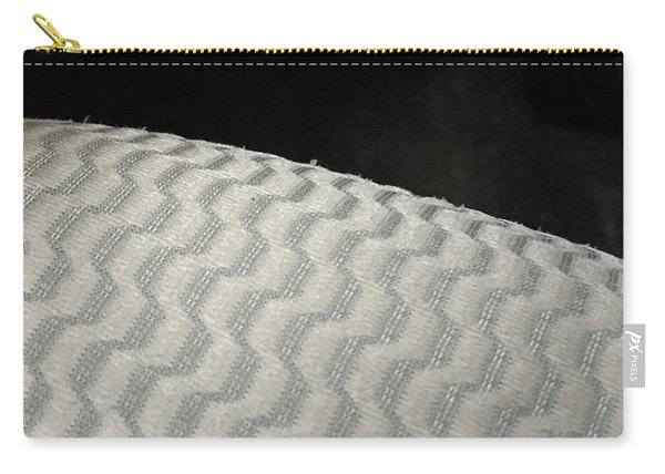 B/w 01 Carry-all Pouch