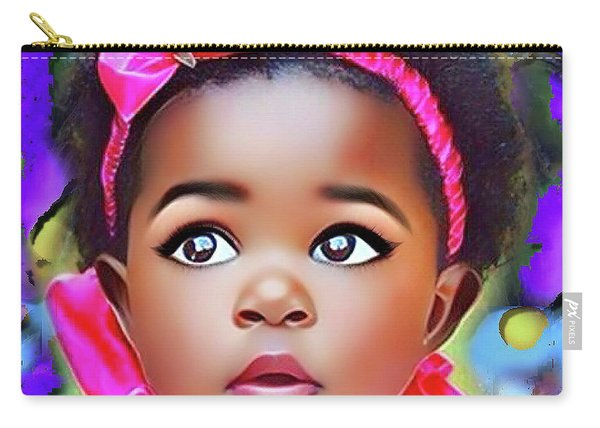 Baby Girl Carry-all Pouch