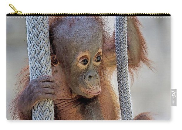 Baby Orang Carry-all Pouch