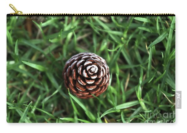 Baby Pine Cone Carry-all Pouch