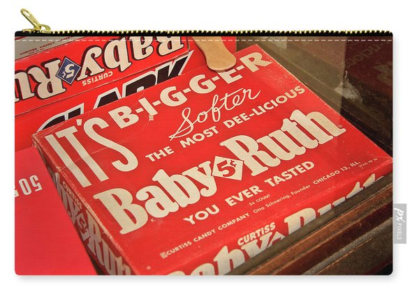 Baby Ruth Carry-all Pouch
