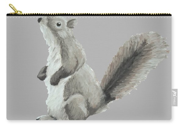 Baby Squirrel Carry-all Pouch