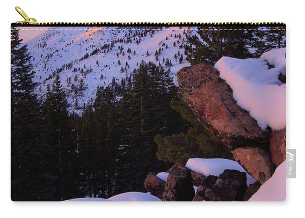 Back Country Glow Carry-all Pouch