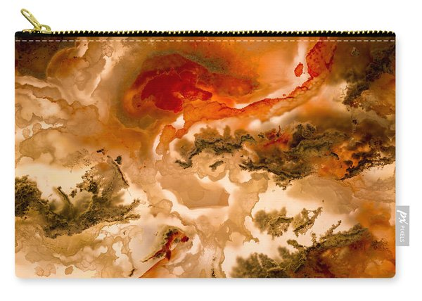 Backlit Agate 2 Carry-all Pouch