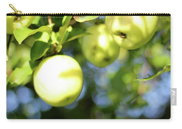 Backyard Apples Carry-all Pouch