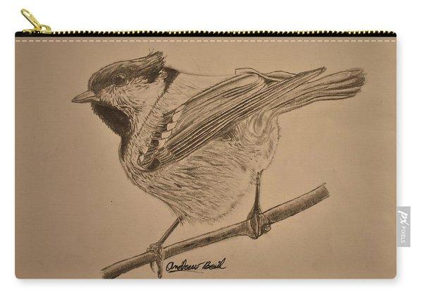 Backyard Birds Carry-all Pouch