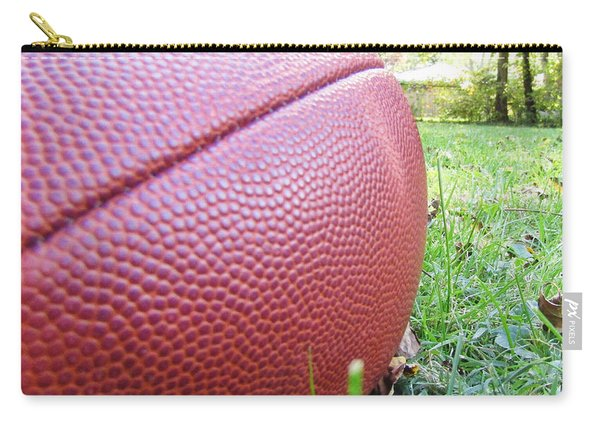 Backyard Football Carry-all Pouch