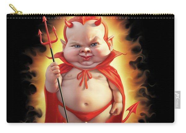 Bad Baby Carry-all Pouch