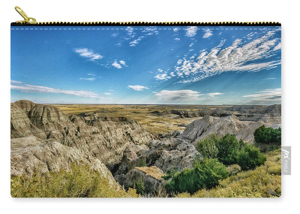 Bad Lands South Dakota.... Carry-all Pouch