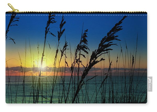 Bad Sea Oats  Carry-all Pouch