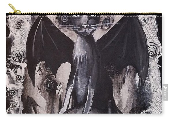 Badkitty Carry-all Pouch