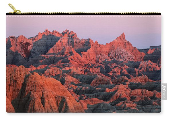 Badlands Dreaming Carry-all Pouch