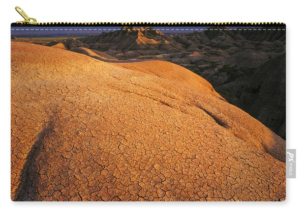 Badlands National Park, Sd Carry-all Pouch