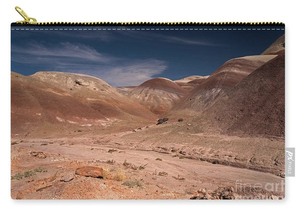 Badlands Near Hanksville Utah Carry-all Pouch
