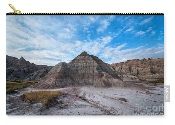 Badlands Pyramid  Carry-all Pouch