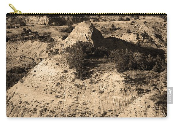 Badlands Sepia Carry-all Pouch