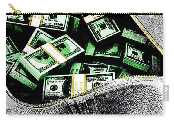Bag-o-money Carry-all Pouch