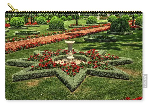 Baha'i Gardens Carry-all Pouch