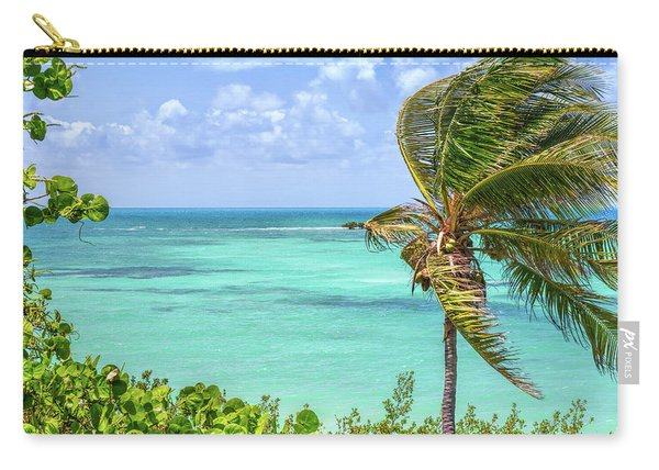 Bahia Honda State Park Atlantic View Carry-all Pouch
