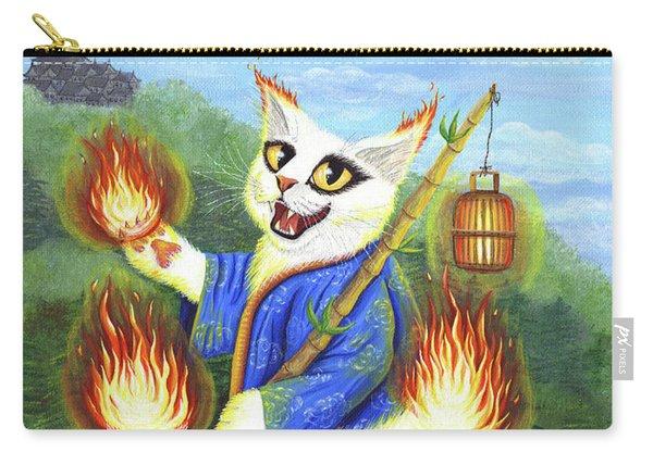 Bakeneko Nekomata - Japanese Monster Cat Carry-all Pouch