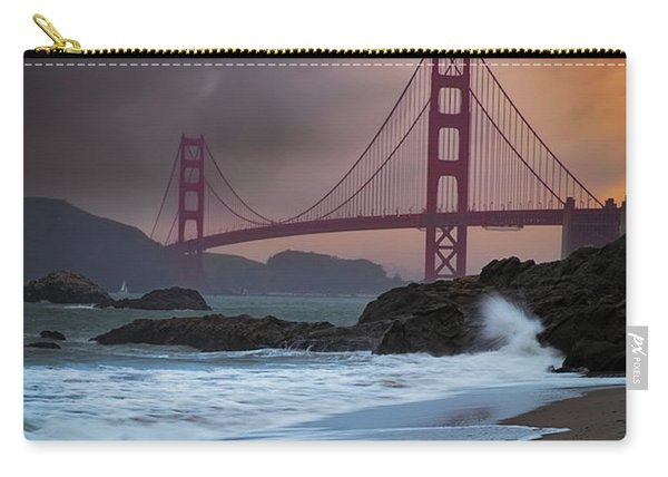 Baker's Beach Carry-all Pouch