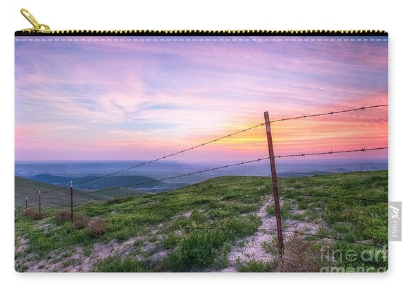 Bakersfield Hills  Carry-all Pouch
