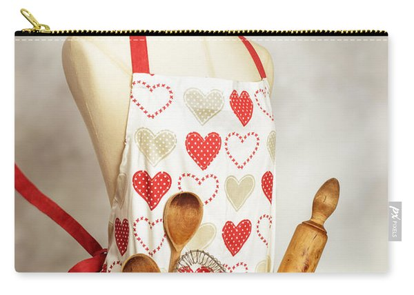 Baking Apron Carry-all Pouch