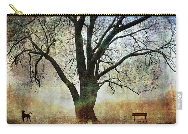 Balance And Harmony Carry-all Pouch