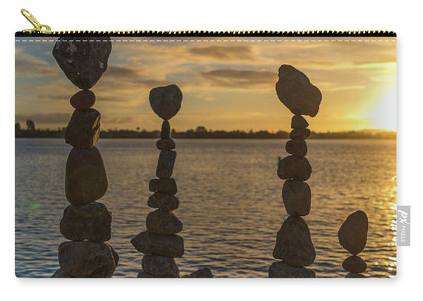 Balance Of Life Carry-all Pouch