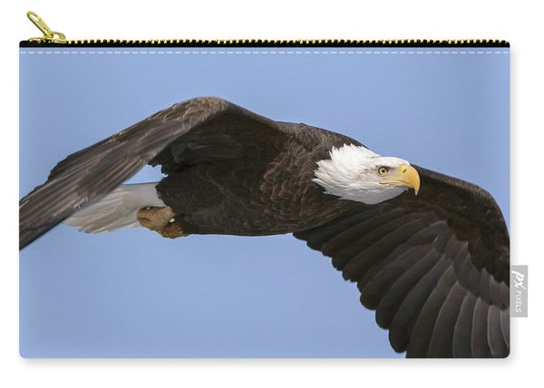 Bald Eagle Flight 2 Carry-all Pouch