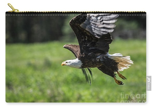 Bald Eagle-3372 Carry-all Pouch