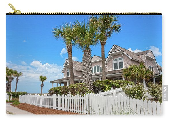 Bald Head Island Perfect Day Carry-all Pouch