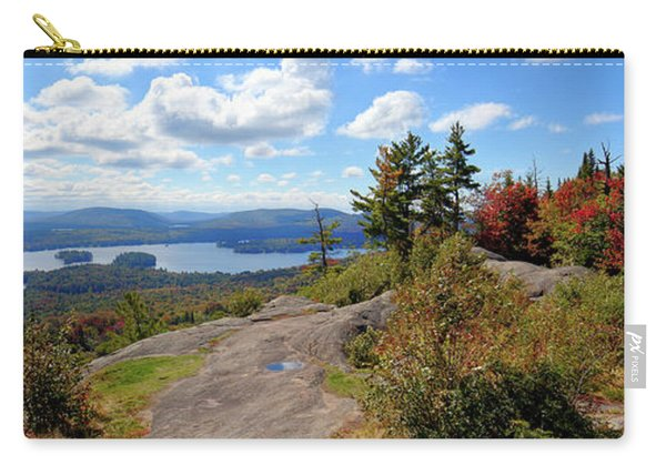 Bald Mountain Autumn Panorama Carry-all Pouch