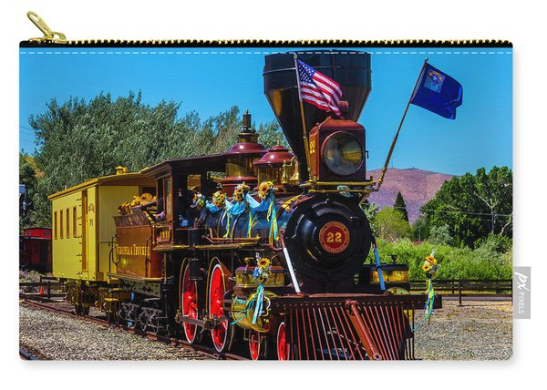 Baldwin Locomotive 22 Carry-all Pouch