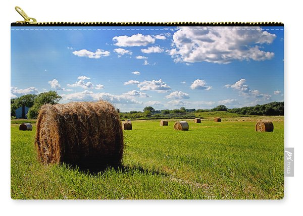 Bales Of Clouds Carry-all Pouch