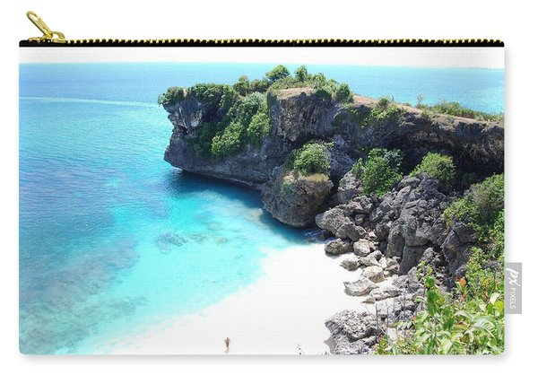 Bali Beach Carry-all Pouch