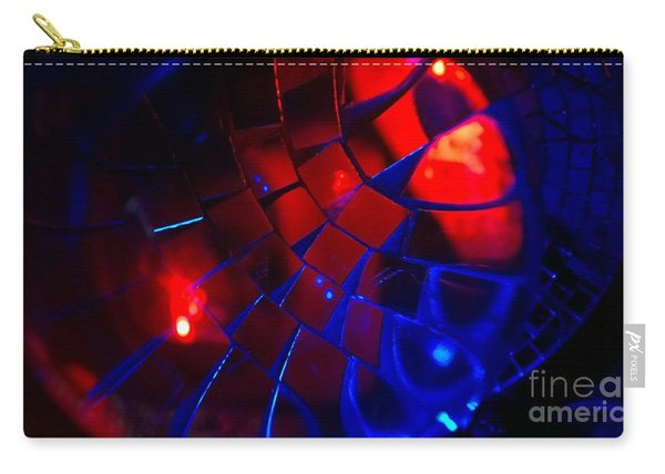Ball Of Color - Red Carry-all Pouch
