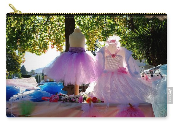 Ballerina Dresses Carry-all Pouch