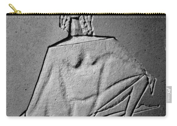 Ballerina In Repose Carry-all Pouch
