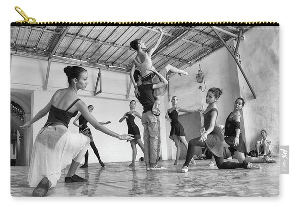 Ballet Practice - Havana Carry-all Pouch