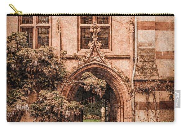 Oxford, England - Balliol Gate Carry-all Pouch