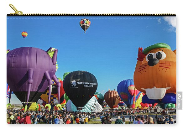Balloon Fiesta Albuquerque I Carry-all Pouch