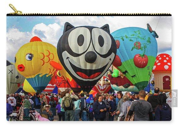 Balloon Fiesta Albuquerque II Carry-all Pouch