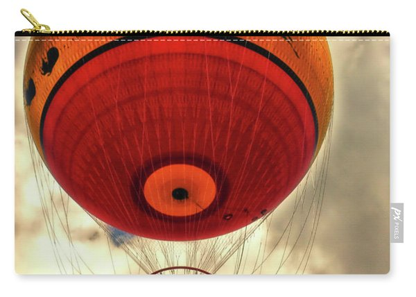 Balloon Ride Walt Disney World Fl Pm Carry-all Pouch