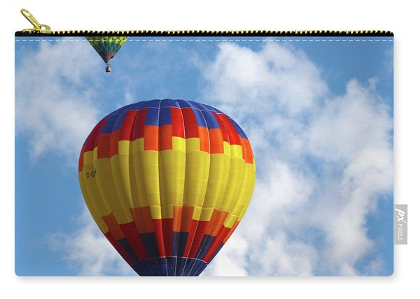 Balloons In The Cloud Carry-all Pouch
