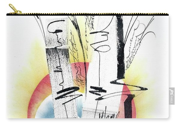 Bamboo 5 Carry-all Pouch