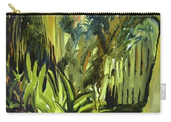 Bamboo Garden I Carry-all Pouch