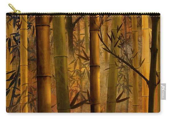 Bamboo Heaven Carry-all Pouch